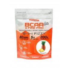 XFIRE PRO BCAA (8-1-1) FIZZY + BETA-ALANINE 200 G (Шипучие ВСАА 200гр)