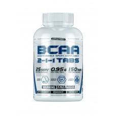 BCAA (2-1-1) TABS 150 tabs (Таблетированные ВСАА, 150 талеток)