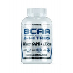 BCAA (2-1-1) TABS 150 таблеток (таблетированные ВСАА)
