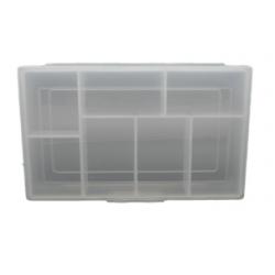 Pill box (Таблетница) прозрачная эко пластик