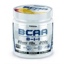 PRO BCAA (8-1-1) 200 G (порошковые ВСАА 200г / 20 порций)