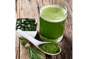 Спирулина: гармоничная комбинация витаминов и минералов