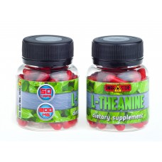 L-Theanine DMAA STORE 200 mg 50 cap, Л-Теанин 50 капсул