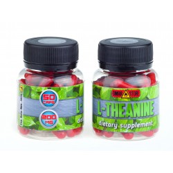 L-Theanine DMAA STORE 200 mg 50 cap, Л-Теанин 50 капсул