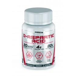 D-ASPARTIC ACID 100 G (Д-Аспарагиновая кислота)