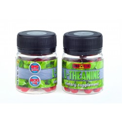 L-Theanine DMAA STORE 200 mg 25 cap, Л-Теанин 25 капсул