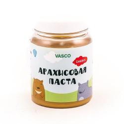 Сладкая арахисовая паста VASCO, 320 гр