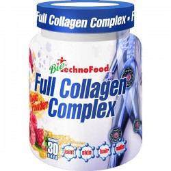 Full Collagen Complex (Полный коллагеновый комплекс), 300 гр