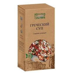 Греческий суп с красной чечевицей Гурмайор, 210 гр
