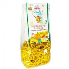 Лапшичка с овощами Pasta la Bella BABY, 250 гр