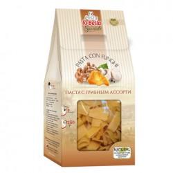 Паста с грибным ассорти Pasta la Bella Speciale, 250 гр