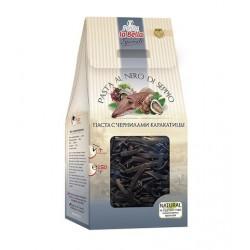 Паста с чернилами каракатицы Pasta la Bella Speciale, 250 гр