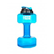 Бутылка-гантеля 2.2L IRONTRUE