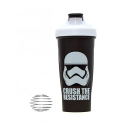 "046 Шейкер 700ml STAR WARS Series - Stormtrooper ""Crush the resistance"""