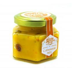Крем-мёд с облепихой МЕДОВИК, 100мл