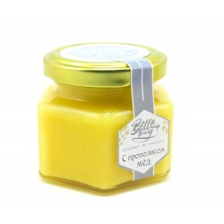 Мёд с прополисом МЕДОВИК, 100мл
