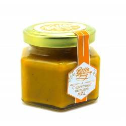 Мёд с цветочной пыльцой МЕДОВИК, 100мл