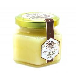 Крем-мёд с кедровой живицей МЕДОВИК, 100мл