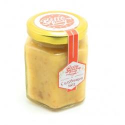 Крем-мёд с клубникой МЕДОВИК, 200мл