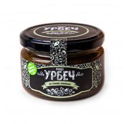 Урбечи МЕДОВИК из семян конопли, 200 гр