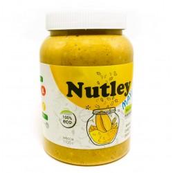 Арахисовая паста МЕДОВИК хрустящая с медом Crunchy, 1100 гр