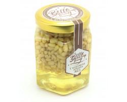Кедровые орешки в меду МЕДОВИК, 200 мл