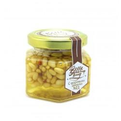 Кедровые орешки в меду МЕДОВИК, 100 мл