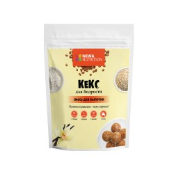 Кекс высокобелковый для бодрости NEWA NUTRITION, 200 гр