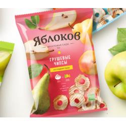 Чипсы из сладких груш, 25 гр