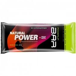 Энергетический батончик POWERUP BAR, 50 гр, FRUIT+NUTS