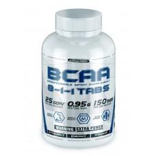 BCAA (8-1-1) TABS 150 таблеток (таблетированные ВСАА)