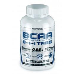 BCAA (8-1-1) TABS 150 tabs (Таблетированные ВСАА, 150 таблеток)